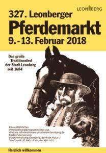 Programmheft des Pferdemarkt zum Download