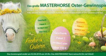 MASTERHORSE Oster Gewinnspiel 2018