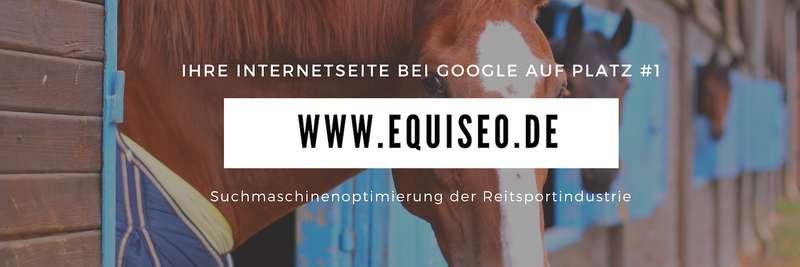 EQUISEO - Suchmaschinenoptimierung