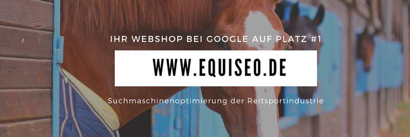 EQUISEO - SEO & Marketing für Pferdeshops