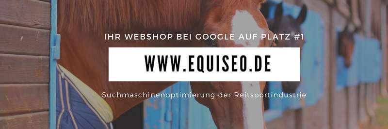 EQUISEO - SEO & Marketing für Pferdeshops