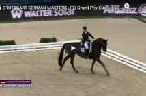 STUTTGART GERMAN MASTERS - DB SCHENKER GERMAN MASTER - Boyd Exell