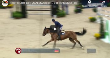 STUTTGART GERMAN MASTERS - XXL-Sicherheit - Daniel Deusser