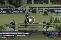 Al Shira'aa International Horse Show - Grand Prix - Christian Ahlmann & Solid Gold Z