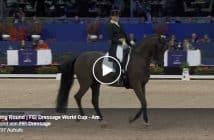 Winning Round | FEI Dressage World Cup - Amsterdam 2020